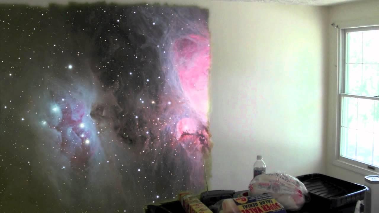 Galaxy Bedroom
