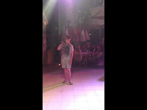 Matthews 500 miles Karaoke in Marmaris