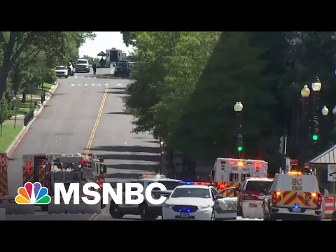 Suspect In The Capitol Hill Bomb Threat Investigation Identified