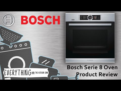 Bosch Oven Series 8 HBG6764 Oven Review