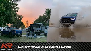 Rick Kelly's camping adventure from Sydney to Darwin - Kelly Racing