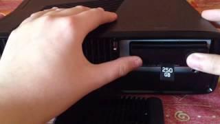 Changer le disque dur de sa XBOX 360 - Changer disque dur xbox