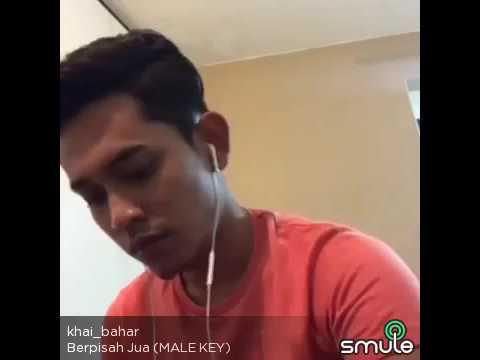 Smule Khai Bahar (Solo) - Berpisah Jua