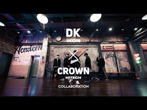 DK X CROWN - PURE WATER With HITECH