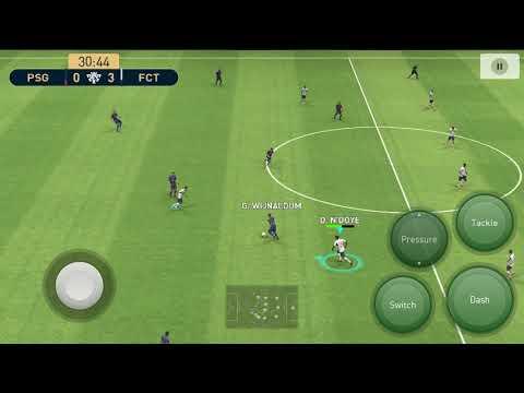 PSG - FC Tokyo - PES Pro Evolution Soccer #9