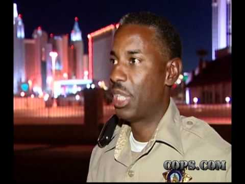 COPS TV Show, Sgt. Jenkins Talks About Failure To Comply, Las Vegas Metropolitan Police Department
