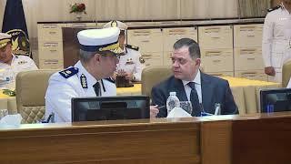 السيد محمود توفيق وزير الداخلية يتفقد أعمال لجنة كشف الهيئة المنعقدة بمقر أكاديمية الشرطة