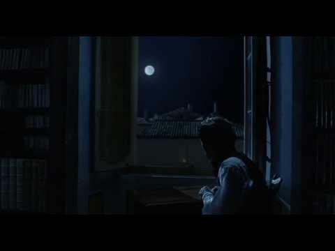 Il giovane favoloso la sera del d di festa youtube - La finestra di fronte roma ...