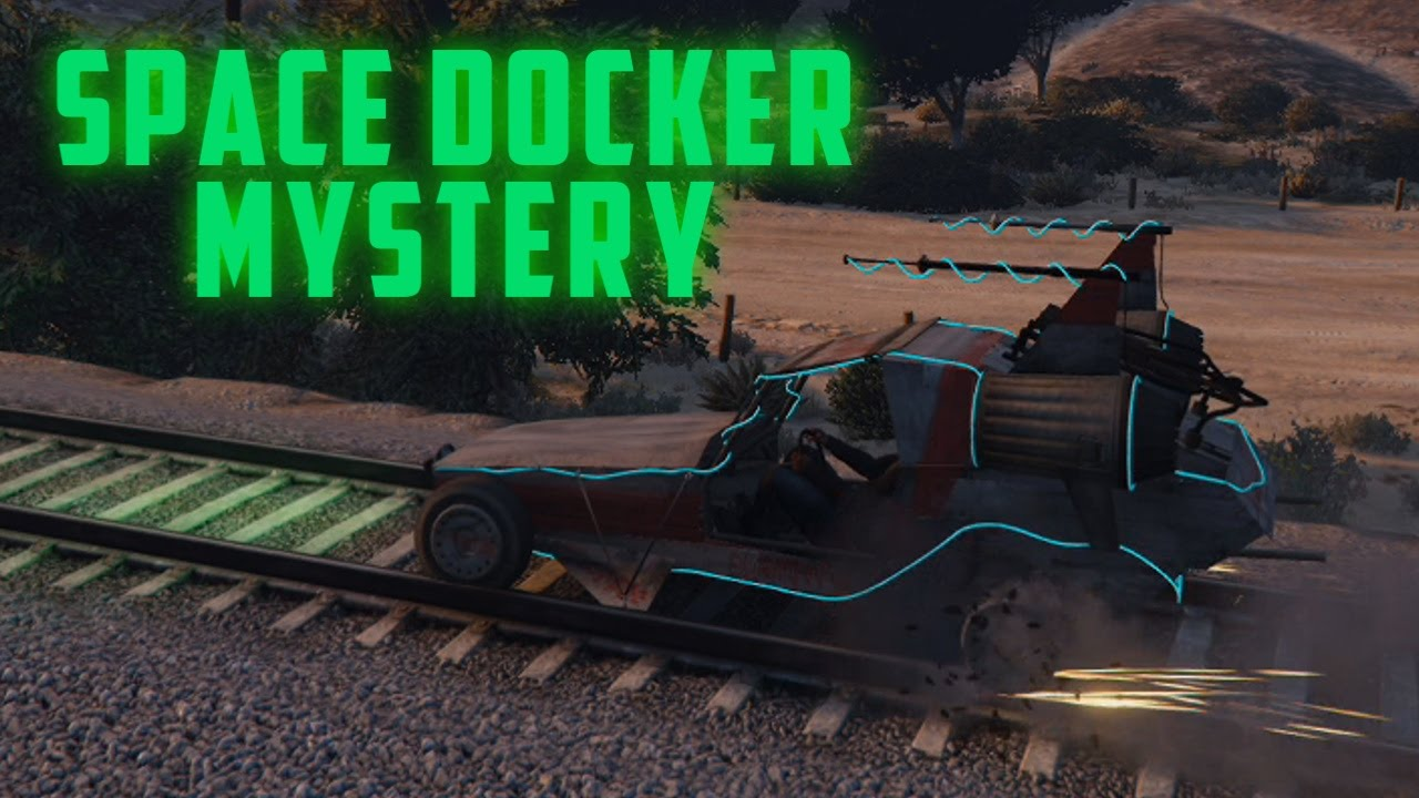 New Idea To Time Travel & Flying Space Docker Mystery ...