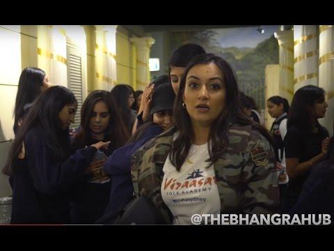 Harbour City Bhangra 2017 - Team Mixer (Highlights)