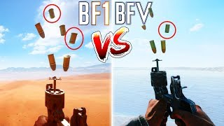 Details in BF1 vs Details in BF5 (WHO WON?)