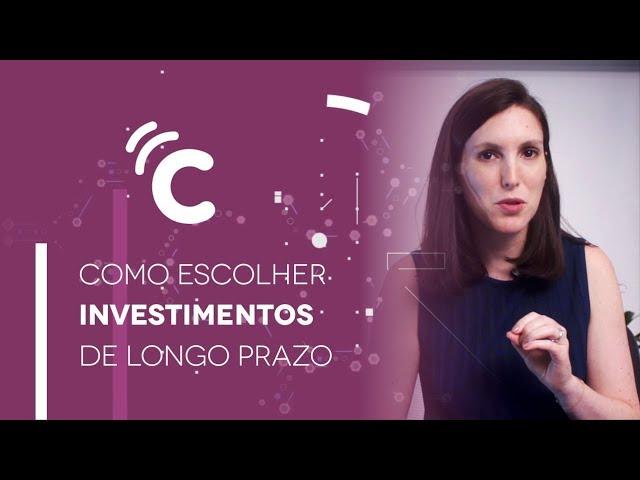 Investimentos a longo prazo, com Carol Sandler