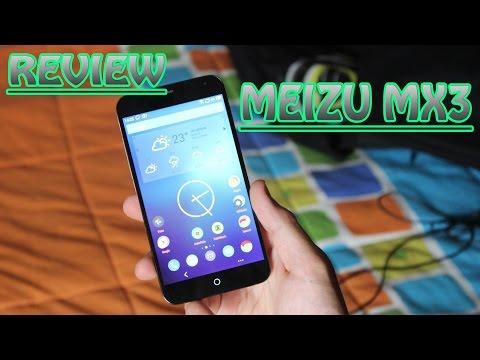Review Completa Meizu MX3 en Español