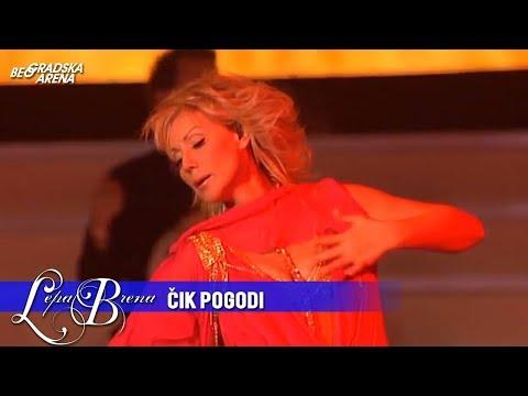 Lepa Brena - Cik pogodi - (LIVE) - (Beogradska Arena 20.10.2011.)
