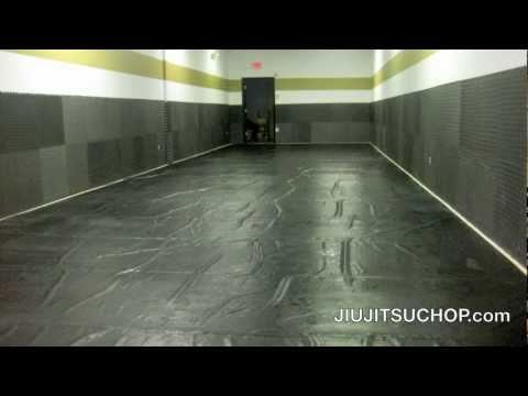 BJJ - How to build a mat