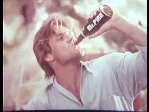 mr pibb ads 19721996 very rare youtube