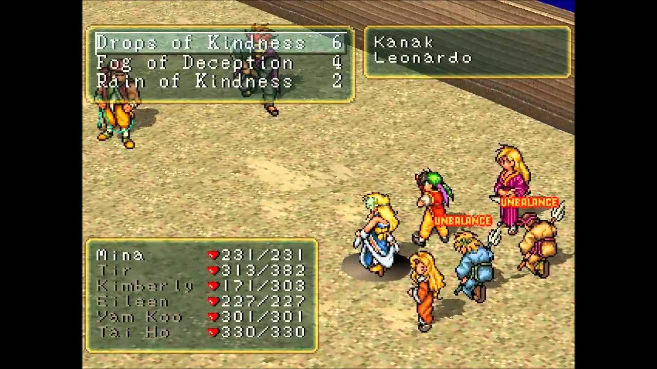Image result for Suikoden 1