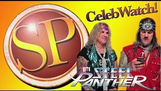 Steel Panther TV - CELEB WATCH #1