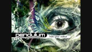 "Pendulum ""Blood Sugar"""