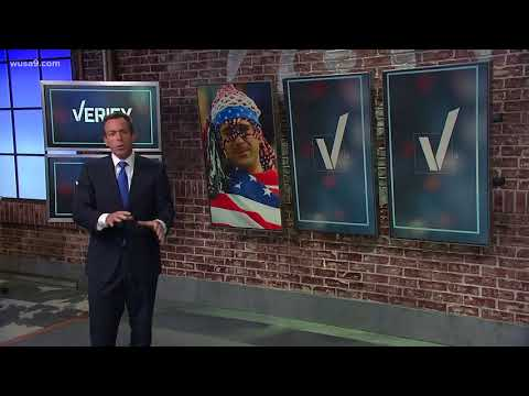 VERIFY: Is It Illegal To Wear American Flag Apparel?
