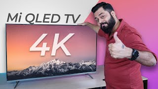 """Mi QLED TV 55"""" 4K Unboxing And First Impressions ⚡ Amazing Picture & Sound BUT…."""