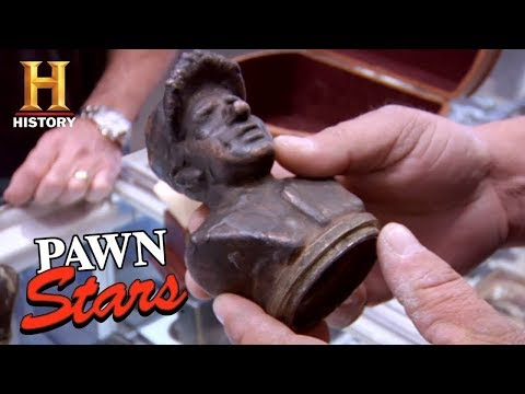 Pawn Stars: Baseball Hall of Fame Bust Molds (Season 6) | History