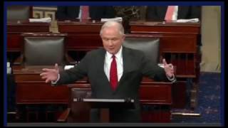 Senator Jeff Sessions Farewell Speech to U.S. Senate - February 9, 2017 Free HD Video