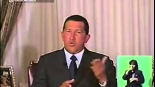 chavez y la tragedia de vargas 1999