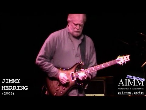 AIMM Archives - Jimmy Herring (2005)