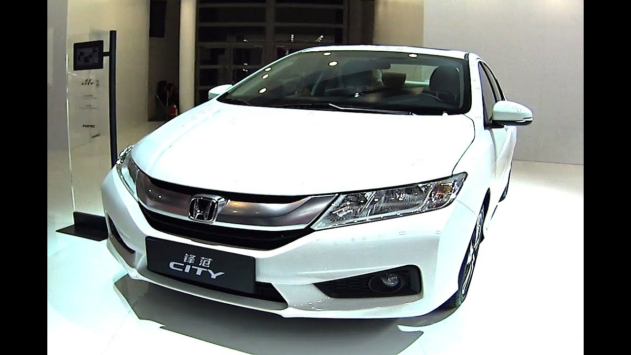 New Facelift for the Honda City 2016, 2017 in China ...