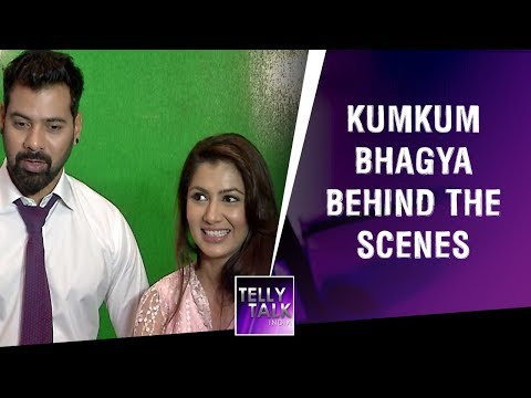 Kumkum Bhagya Behind The Scenes   Interviews With Sriti Jha, Shabir Ahluwalia And Others thumbnail