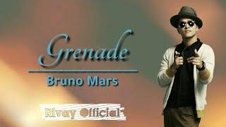 Bruno Mars - Grenade (Lirik & Terjemahan Lagu Barat)