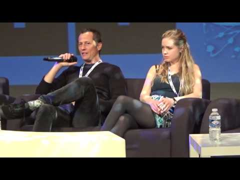 Interview conférence de Corin Nemec et Ingvild Deila 2017
