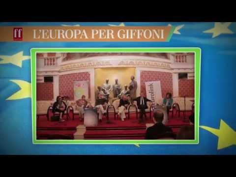 GIFFONI OPPORTUNITY - La Campania in Europa