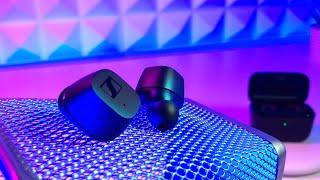 SENNHEISER CX True Wireless Earbuds Review: Premium Audio At A Discount!