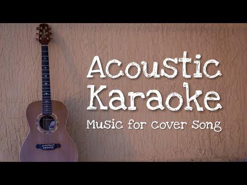 Chris Isaak - Wicked Game | Acoustic Karaoke Cover