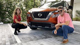 ¿Vale la pena? lugar secreto para esto • 2021 Nissan Rogue Platinum AWD
