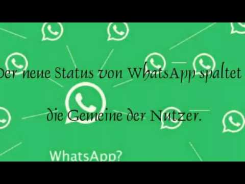 Tricksen Mit Android Whatsapp Status Speichern Youtube