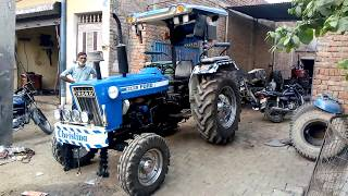 Ford 3600 tractor modified