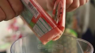 Рецепт фреш или смузи из замороженной мякоти FruitBe (сайт Фрутби.рф)