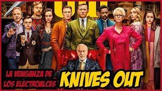 ¡Knives Out Es una de las Mejores Películas del Año! – Entre Navajas y Secretos Reseña / Opinión