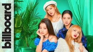 BLACKPINK's Billboard Cover Shoot: COVER'D