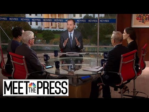 On Republicans Defending The President: He Is 'Closely Watching' | Meet The Press | NBC News