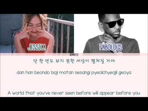 Download lagu gratis Jessica - Fly (ft. Fabolous) [Eng/Rom/Han] Picture + Color Coded HD Mp3 online