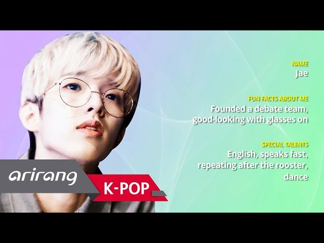 [Pops in Seoul] DAY6(????) Jae(??) _ Self-Introduction