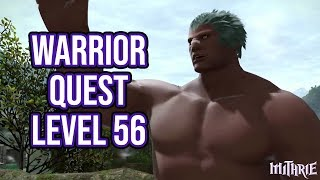 FFXIV 3.0 0780 Warrior Quest Level 56