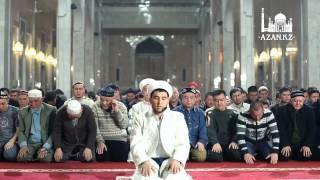 Намаз в Центральной мечети г Алматы