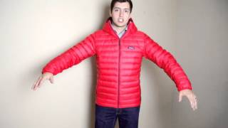 Patagonia Down Sweater Hoody Jacket Review - 2015