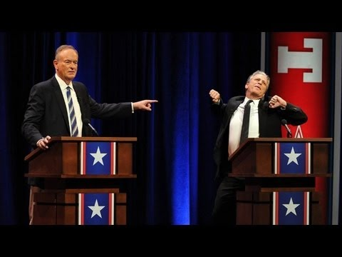 John Stewart DESTROYS Bill O'Reilly : THE DEBATE HIGHLIGHT!