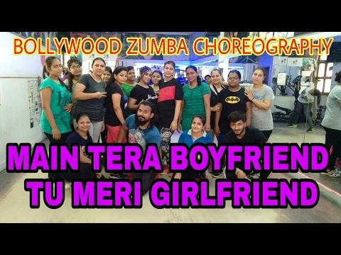 Main Tera Boyfriend || Raabta || Bollywood Zumba Choreography || Dance || Anew Dance Academy